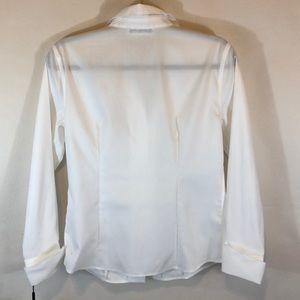 Calvin Klein Tops - Calvin Klein NWT Non-Iron Dress Shirt Womens
